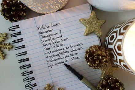 10 Tipps um in Weihnachtsstimmung zu kommen