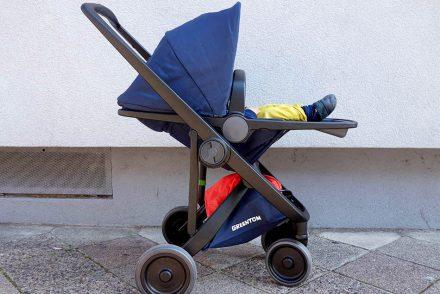 greenlifestyle, kinderwagen im test, 3in 1 kinderwagen, ekulele, nachhaltiger kinderwagen, Designe kinderwagen