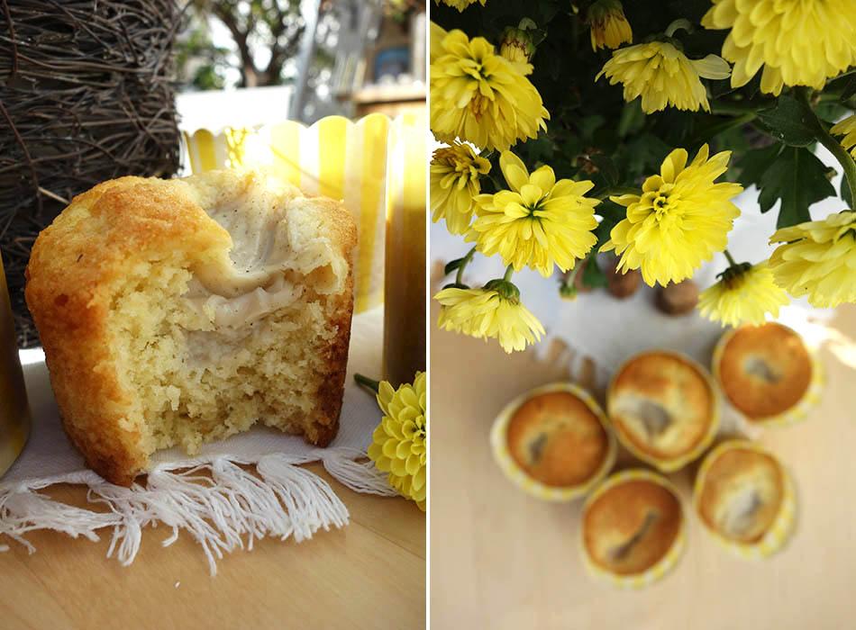 vegan, backen, muffins, puddingkuchen, schnelles rezept, ekulelefood, mamablog, familienessen