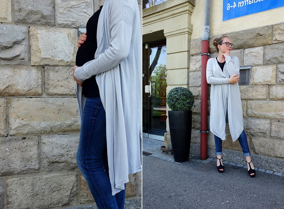 maternity, bump, style, ekulele, streetstyle, hohe schuhe, umstandsmode, casual, schick, gucci brille, karlsruhe, mamablog, sommerbaby