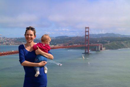 Kleinkinder in San Francisco