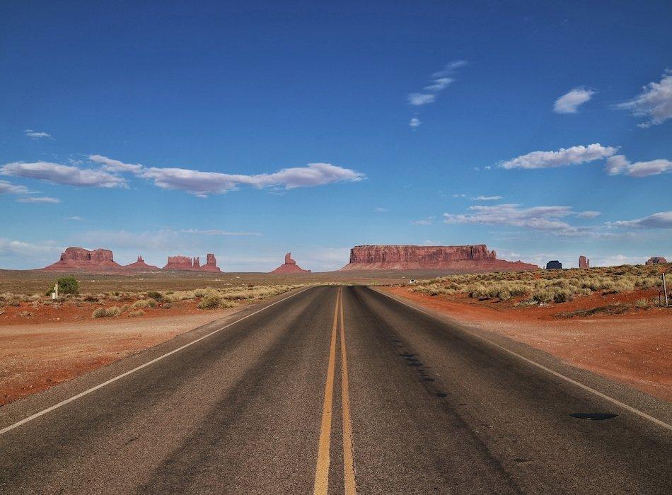 Roadtrip mit Baby Kalifornien