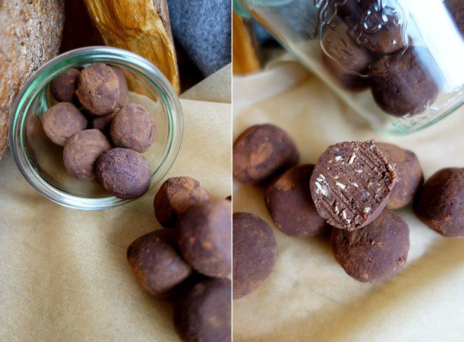 energy balls, vegan, pralinen, diy, rezept, ekulele, glutenfrei, protein, schwarze bohnen, süß
