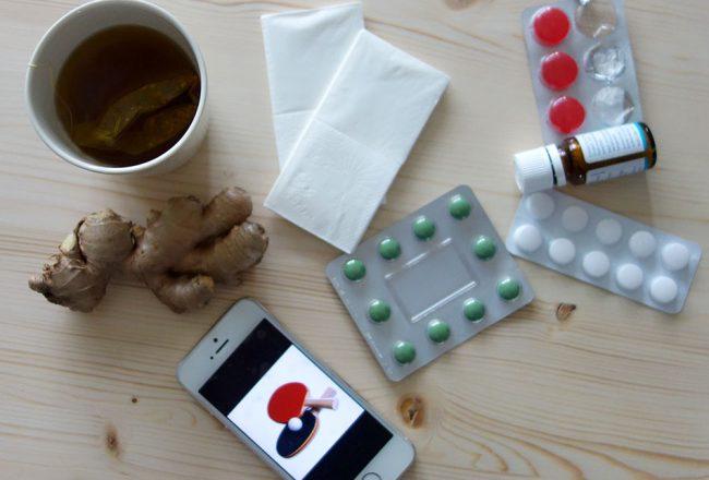 viren pingpong, kranke kinder, erkaeltungszeit, kolumne, mamablog